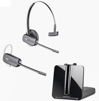 Plantronics CS540 Wireless Convertible DECT Headset
