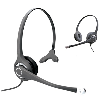 Connect FLEX 400 Series Corded Headsets