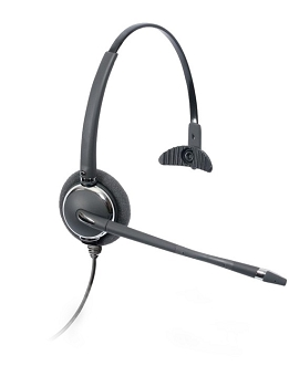 Connect MAX 601 Single Ear Corded Headset for Aastra