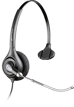PLANTRONICS HW251 SUPRAPLUS HEADSET W/ VOICE TUBE for Aastra