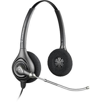 PLANTRONICS HW261 SUPRAPLUS HEADSET W/ VOICE TUBE for Aastra