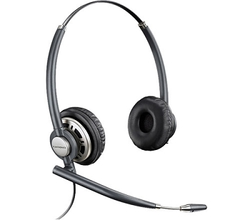 Plantronics HW720 EncorePro Headset w/ ULTRA Noise Canceling Mic for Aastra