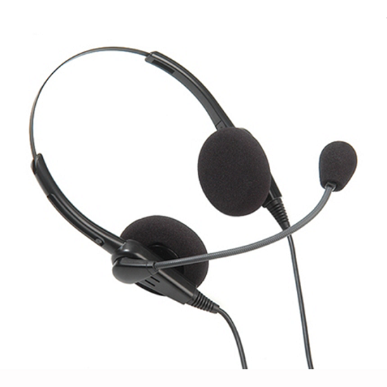 Connect PRO 202 Dual Ear Corded Headset