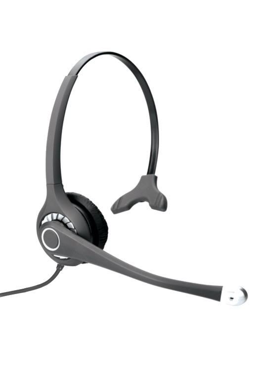 Connect FLEX 401 Single Ear Corded Headset for 3Com