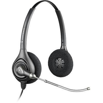 (discontinued) PLANTRONICS HW261 SUPRAPLUS HEADSET W/ VOICE TUBE for Yealink