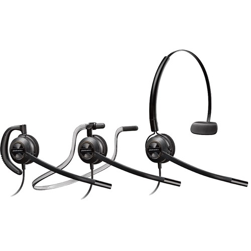 Plantronics HW540 EncorePro Convertible Noise Canceling Headset  for Talkswitch