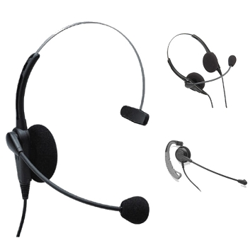 Connect PRO 200 Series Corded Headsets