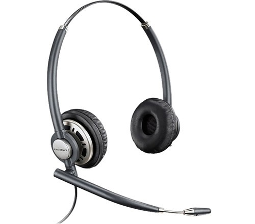Plantronics HW720 EncorePro Headset w/ ULTRA Noise Canceling Mic for Iwatsu